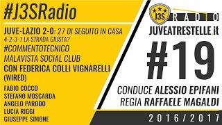 J3SRadio #19 | Juventus-Lazio 2-0 (puntata dal 23/1/2017)
