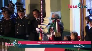 Grito de la Independencia de México 2018