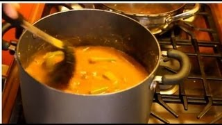 Varutharacha Nadan Sambar recipe,Video Recipe