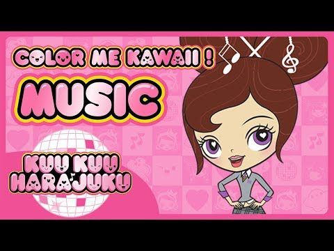 Kuu Kuu Harajuku | Music | Color Me Kawaii!