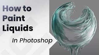 How to Paint_ LIQUID _ TUTORIAL