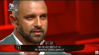 40 de intrebari cu Denise Rifai - De ce a batut-o Alex Bodi, pe Bianca Dragusanu