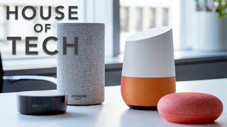 The Future of Voice Control, Alexa VS Google, Smart Homes, Accessibility & More - House of Tech 103