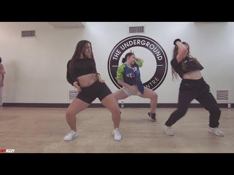 DANCEHALL MASHUP MIX - DANCE CLASS - @BIZZYBOOM