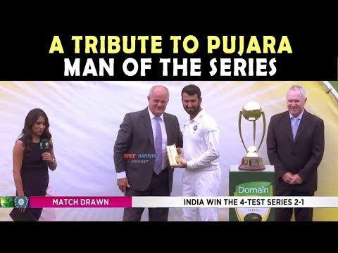 Tribute to Pujara | The New Wall 2.0 | Australia vs India 4th Test 2019 | Emotional Video