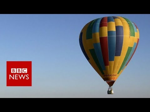 China congress: Why Beijing has banned hot air balloons? - BBC News