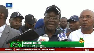 2019 Elections: Governor Ortom Campaigns For Atiku In Benue