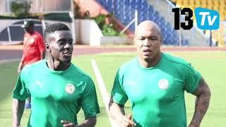 Entrainement  des lions à Eswatini: El Hadji Diouf au coeur de la tanière  Regardez!
