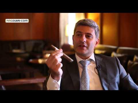 Interview with Eddie Sahakian, Davidoff London -- Episode 3/3