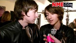 Shockwaves NME Awards 2009 - The Last Shadow Puppets