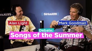 songs of the summer alan light mark goodman debate
