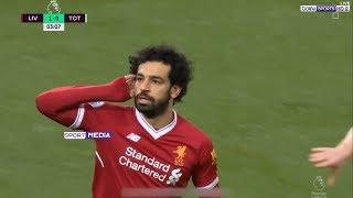 أهداف مباراة ليفربول وتوتنهام 2-2 شاشة كاملة 4-2-2017 الدوري الانجليزي
