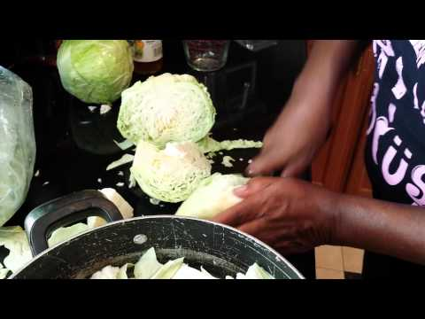 Auntie fee Cabbage