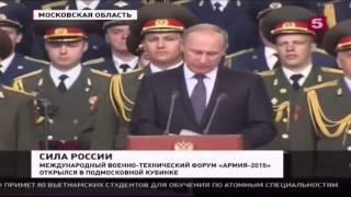 Новейшие разработки в российском вооружении