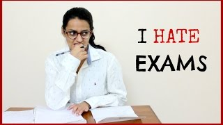 Why I Hate Exams? | Funny Video