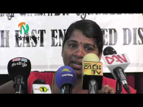 Tamil protest targets embassies in Colombo