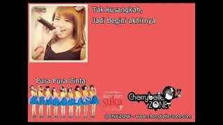 Cherrybelle pura cinta lyrics ...