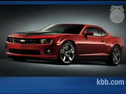 Chevrolet Camaro Video Review - Kelley Blue Book - Chevy