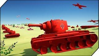 СЕКРЕТНАЯ СУПЕР БАЗА СССР - Total Tank Simulator - БИТВА ТАНКОВ И САМОЛЕТОВ