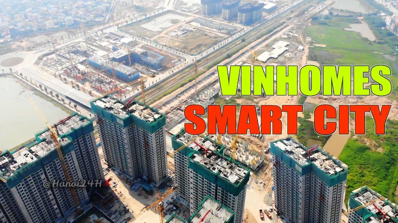 Bất ngờ với những thay đổi sau 3 tháng quay lại Vinhomes Smart City Tây Mỗ