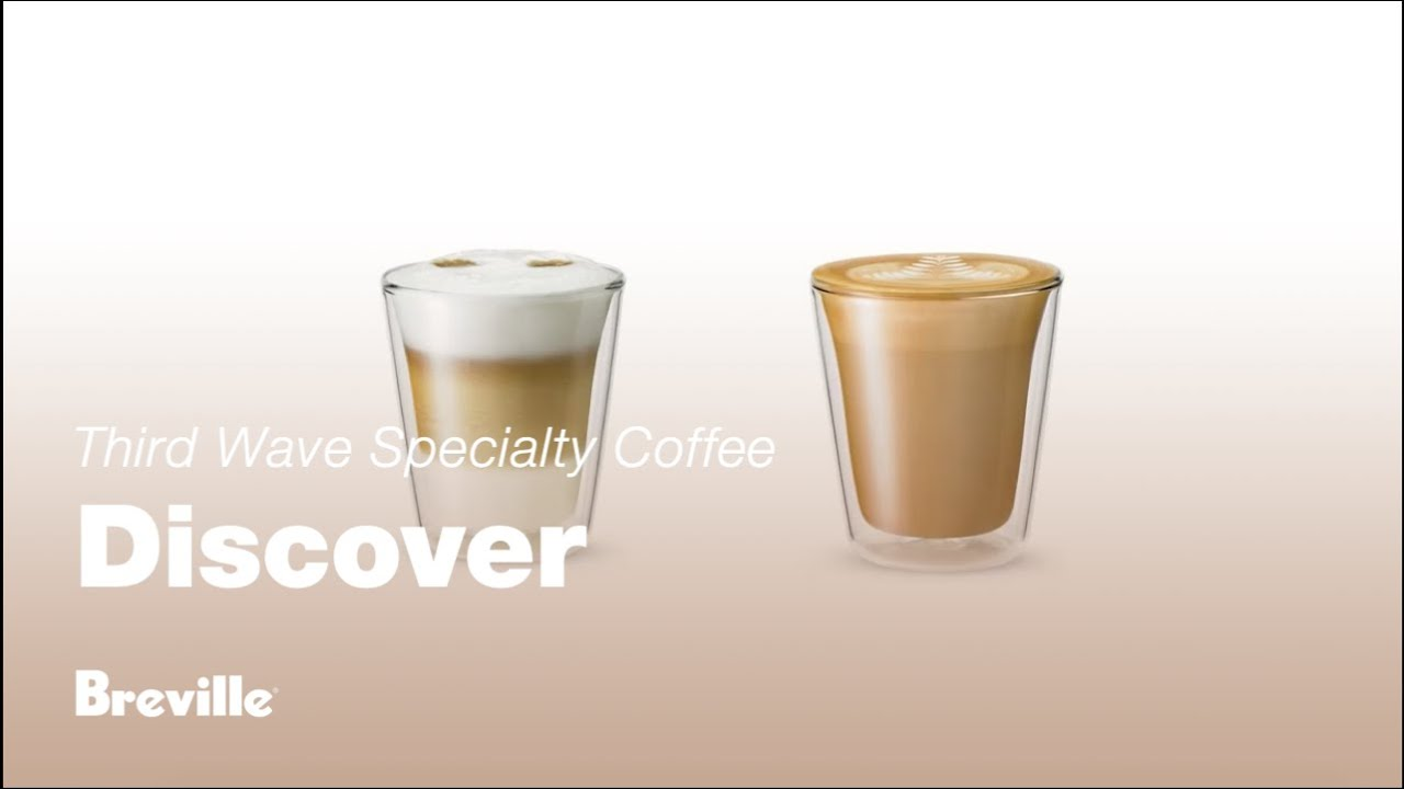 Third Wave Specialty Coffee | Discover the magic of microfoam | Breville USA