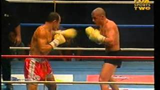 Iron Mike Zambidis vs Gurkan Oskan