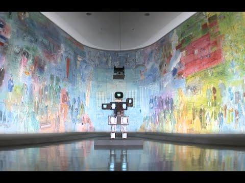 Musée d'art moderne de la Ville de Paris, extrait de Paris bouche à bouche