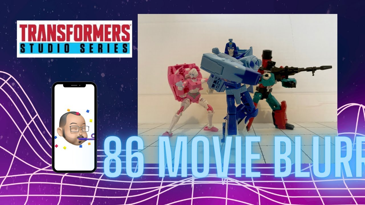 Studio Series Blurr Review by Aikavari
