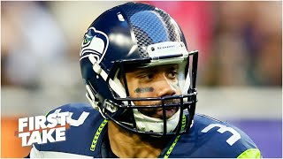 First Take ranks Russell Wilson 2nd on NFL Primetime Players list