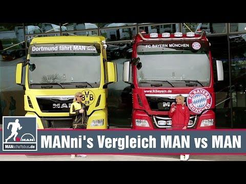 Matze Knop vergleicht Borussia Dortmund und Bayern München Mann gegen Mann