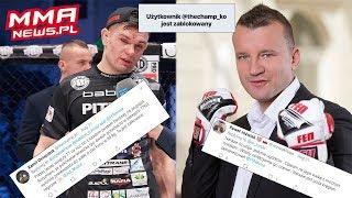 """Kamil Oniszczuk zbanowany w FEN: """"Nie chcę tam walczyć, bo nie chcę wypłat w ratach."""""""