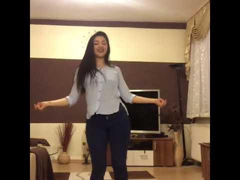 Girl Dance on hamma song | Ok jaanu