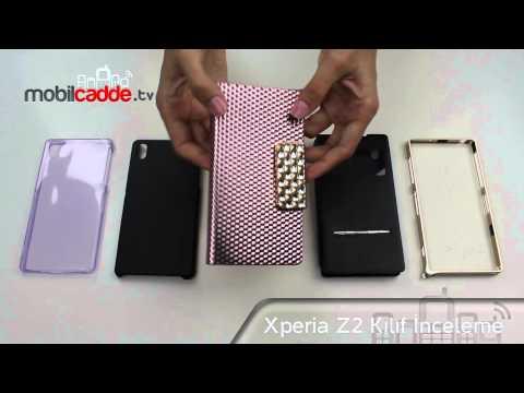 Sony Xperia Z2 Kılıf İnceleme