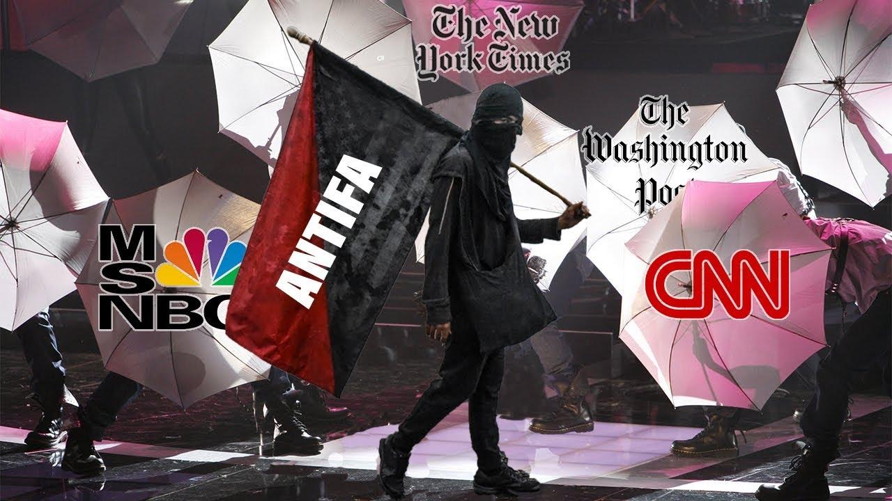 Antifa's Best Defense is the Mainstream Media I Wilkow