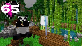 Gregory's PANDA PARADISE! - Survival Let's Play Ep. 65 - Minecraft (Bedrock)