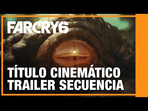 Far Cry 6 - Movie Title |  Sequence Trailer