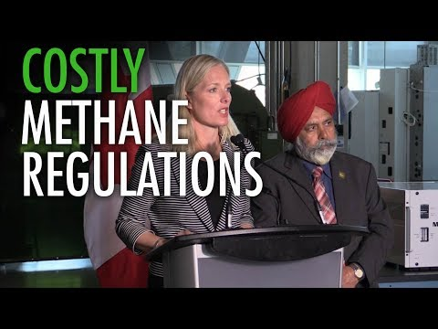 Liberal methane emissions cut another attack on Alberta