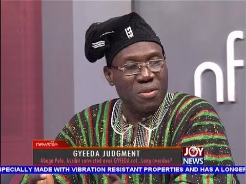 GYEEDA Judgement - Newsfile on JoyNews (24-2-18)