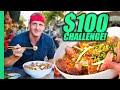 Vietnam $100 Street Food Challenge!! Best Street Food in Saigon!!!