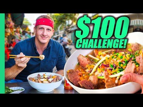 Vietnam $100 Street
