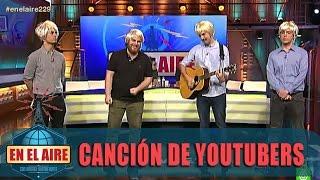 Venga Monjas, Llimoo y David Suárez cantan 'Baptismo', su canción de parroquia - En el aire