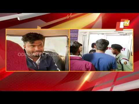 Love Affair Suspected Behind Firing At Girl Student In Bhubaneswar