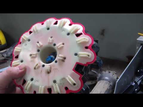 Dyson Cinetic Big Ball Canister Disassembly & Cleaning