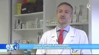 Farmacia Hospitalaria Cáceres Canal Extremadura