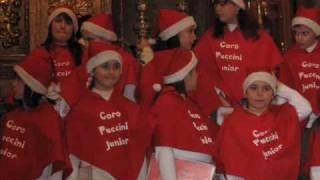 We wish you a merry Christmas - coro Puccini junior