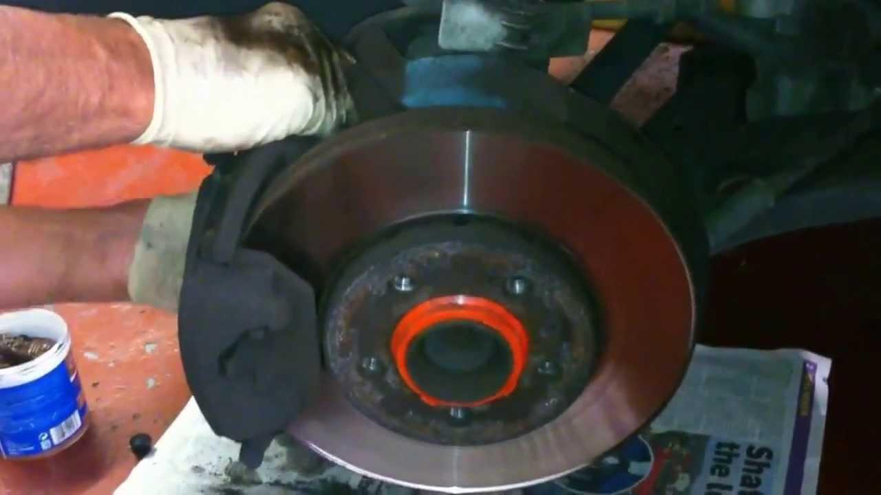 инструкция по замене тормозных колодок фольксваген джетта