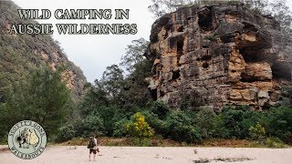Wild Camping in the Wollemi Wilderness