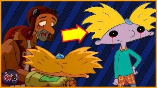 Creepy Hey Arnold! Theories That Will Freak You Out