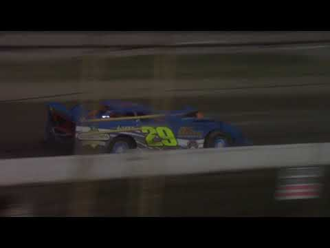 Genesee Speedway 360 Late Model Feature 7-19-18