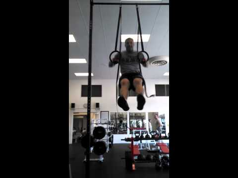Army Muscle Ups
